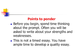 how to write an essay about yourself tips for writing personal  10 points