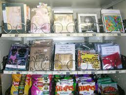 Best Vending Machine Snacks Simple Vending Machine Art History