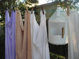 homemade clothespin caddy outdoor clothesline bucket quick easy diy recycling and free you