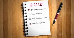 list of home inspection items 23 essential things to do during due diligence