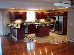 hardwood floors kitchen. Wood Floor In Kitchen Cabinets With Hardwood Floors Dark Oak