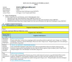 Rpp kurikulum 2013 mata pelajaran bahasa inggris. Download Rpp Bahasa Inggris 1 Satu Lembar Smp Kelas 8 Tahun 2020 Infoguruku
