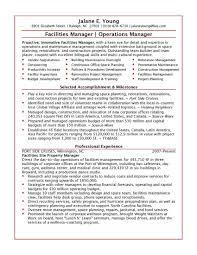 Resume Examples Wallpaper Sample Resume Operations Manager Best