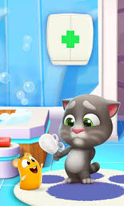 our favorite virtual pet is back to keep us entertained in my talking tom 2 take care of the cartoon like cat as you used to in the first talking tom game
