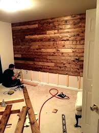 wooden pallet accent wall how to make wood accent wall pallet wood accent wall wooden accent