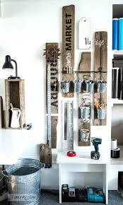 office wall organization ideas. Office Wall Organizer Creative Wood Idea For Or Home . Organization Ideas