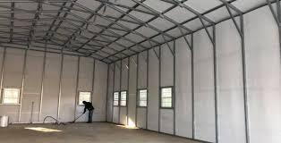 insulation options for your steel building