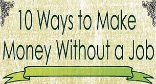 Image result for ways to get money
