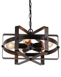 metal drum shape round pendant industrial pendant lighting by unitary