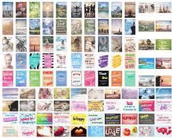 Set 100 Postkarten Leben Momente Mit Sprüchen Grusskartenkaufende