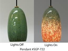 picture of sea green blown glass pendant lights blown glass pendant lighting