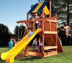 outdoor playsets for small yards playground swing set toddler