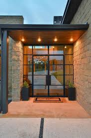 28 beautiful glass front doors for your