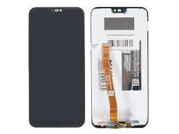 <b>Дисплей RocknParts для Huawei</b> P20 Lite Black 619006 – Telegraph