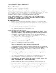 Customer Service Associate Resume Sales Associate Lewesmr