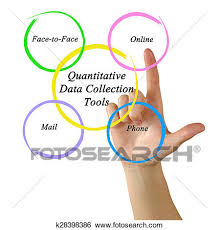 Stock Images Of Quantitative Data Collection Tools K28398386