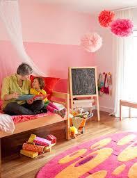 Charming pink kids bedroom design decorating ideas Lmolnar Enlarge Hot Pink Bedroom Traditional Home Magazine Bedroom Decorating Ideas Young Children Traditional Home