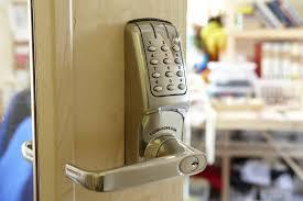 Best Door Locks 2017 Samsung Smart Lock Reviews Keyless The For ...