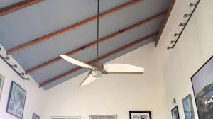 68 hampton bay escape ceiling fan in a conference room