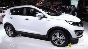 kia sportage 2015 white. 2015 kia sportage crdi diesel exterior and interior walkaround 2014 paris auto show youtube kia white