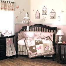 pink and brown girl bedding modern baby girl bedding sets crib make your kid table with