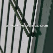 Farm Airport Garden Metal Fence Panel With Gate 8x8 Fence Panels