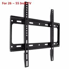 tv wall mount for sale. Perfect Wall Sale Universal TV Wall Mount Bracket LCD LED Frame Holder For Most 26  55  Inch With Tv For