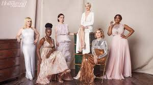 this is the new me emilia clarke michelle williams and the hollywood reporter drama actress roundtable