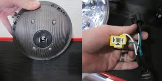 how to install kc hilites 7 led headlights in the jeep wrangler how to install kc hilites 7 led headlights in the jeep wrangler better automotive lighting