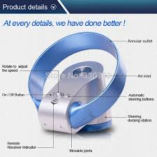 fan no blade. new design cool bladeless fan electrical no blade fan home electric fans household energy-saving