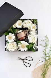 Floral Design Gift Boxes Diy Flower Gift Box Flower Box Gift Diy Gift Box Diy Flowers