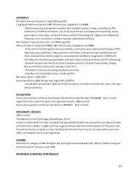 nurse anesthetist resumes resume cv candidate na 1555356998 experiencedcardiothoracic