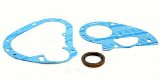 gasket seal. fel-pro timing cover gasket set includes seal f-162 a