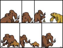 Webcomic Webcomic: Mammoth Comics | Slacktory via Relatably.com