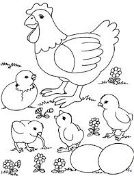 Tranh tô màu cho bé theo chủ đề động vật để bé phát triển tư duy