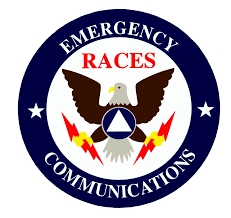 Races logo amateur radio civil defense