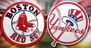 Mlb New York Yankees Vs Boston Red Sox Team Comparison
