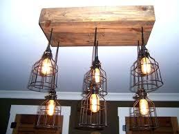 impressive small hanging light fixtures rustic mini