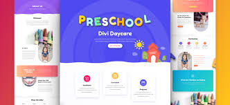 Free Day Care Get A Free Daycare Layout Pack For Divi Elegant Themes Blog