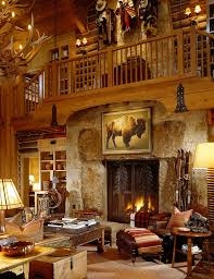 decorating the western style home
