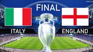 PES 2021   EURO 2020 Final - ITALY vs ENGLAND - Full Match HD