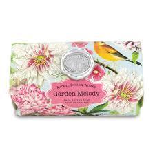 Michel Design Works Soap Australia Garden Melody Large Bar Soap