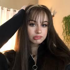 Pin By Amalia Ianniøs On Haley Morales In 2019 Grunge Hair Wispy