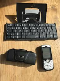 Sendo X Smartphone Symbian mit externer ...
