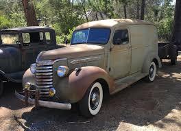 Nostalgia on Wheels: 1940 1/2 Ton GMC Panel Truck