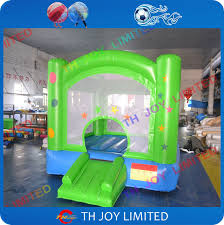 good quality 0.55mm pvc tarpaulin 2.5x2.5x2m height inflatable baby ...