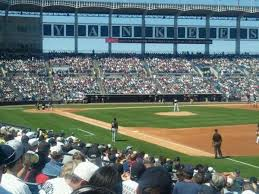 George M Steinbrenner Field Section 103 Home Of New York