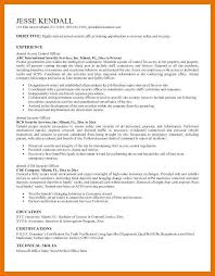 Sample Resume For Security Guard 9 10 Resumes For Security Guard Juliasrestaurantnj Com