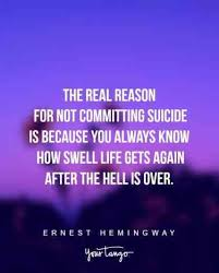 Suicide Quotes Extraordinary 48 Suicide Prevention Quotes To Give You Hope YourTango