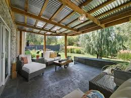 brilliant design ideas for suntuf roofing 17 best ideas about patio roof on porch designs